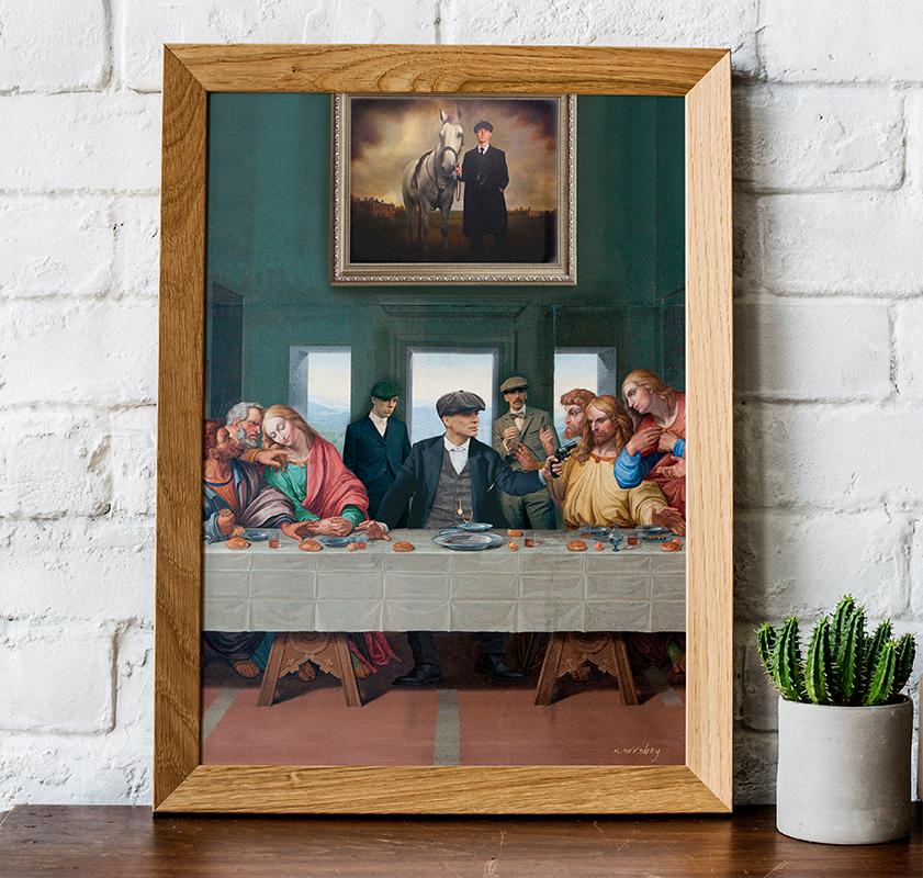 Peaky Blinders Last Supper Norrobey